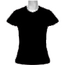 Extra Long Ladies T-Shirt